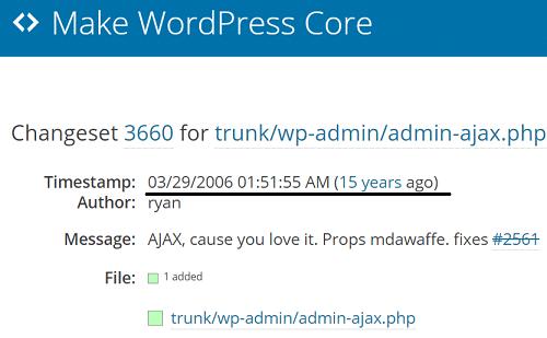 فایل admin-ajax.php در وردپرس
