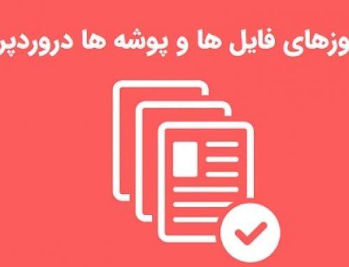 تنظیم سطح دسترسی یا مجوز پوشه ها و فایل ها در وردپرس